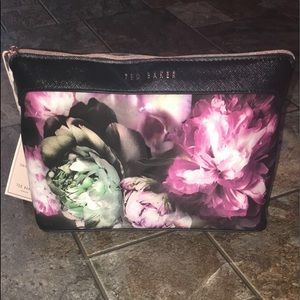 NWT Ted Baker X-Large Makeup Bag